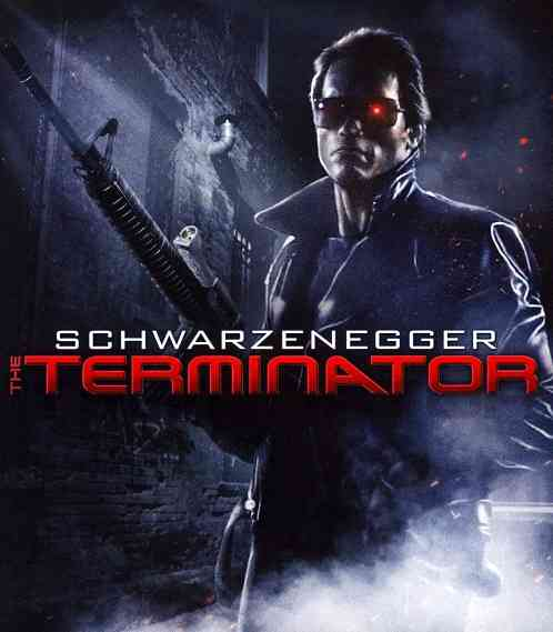 TERMINATOR (REMASTERED) BY SCHWARZENEGGER,ARNO (Blu-Ray)